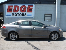 Ford Fusion Titanium, Loaded 2014