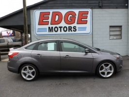 Ford Focus Titanium, Loaded 2014