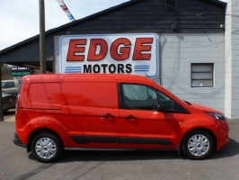 Ford Transit Connect XLT w/ Navigation 2015