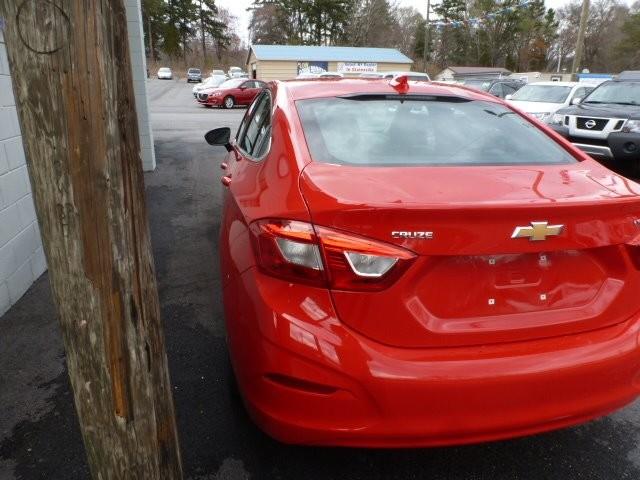 Chevrolet Cruze LT 2016 price $13,488