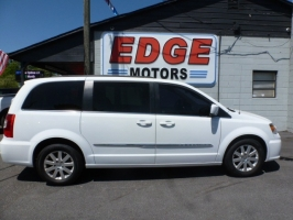 Chrysler Town and Country Touring, Nice 2015