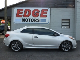 Kia Forte Koup Turbo, Low Miles and Clean 2015