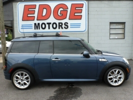 Mini Cooper Clubman S, Great Miles and Clean 2009