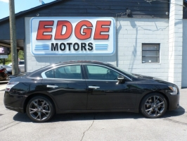 Nissan Maxima SV, Fully Loaded 2014
