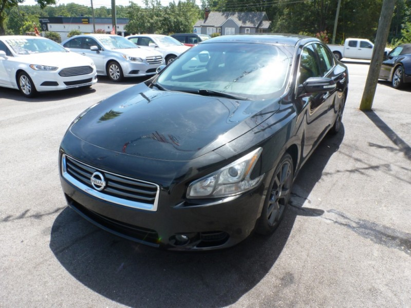 Nissan Maxima SV, Fully Loaded 2014 price $17,488