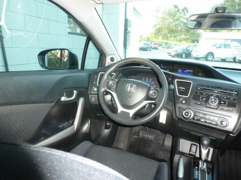Honda Civic Coupe 2014 price $11,988