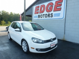 Volkswagen Golf Turbo Diesel and Low Miles 2011