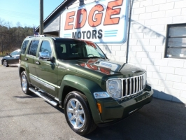 Jeep Liberty Limited 2008