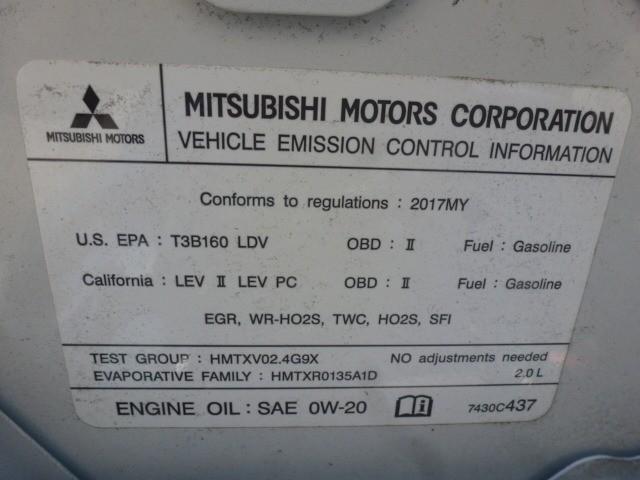 Mitsubishi Lancer ES 2017 price $12,988