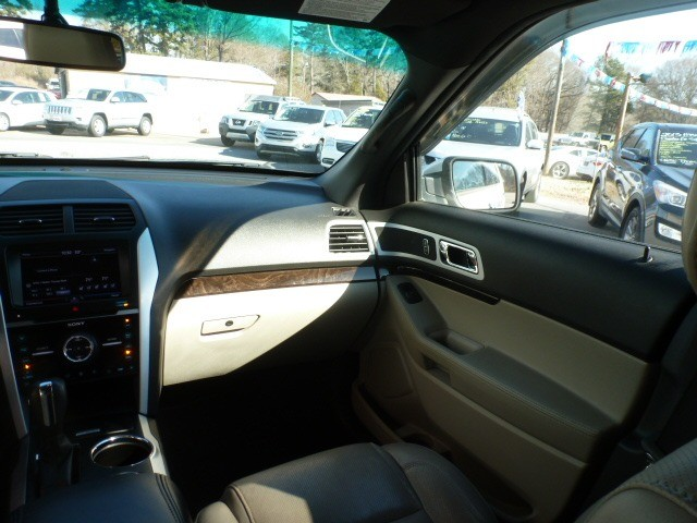 Ford Explorer Limited 2013 price $17,488