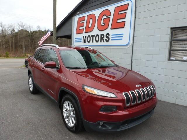 Jeep Cherokee 2015 price $15,788