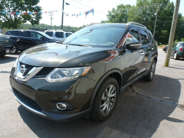 Nissan Rogue 2015 price $15,488