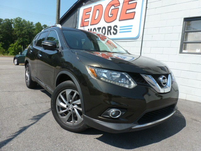 Nissan Rogue 2015 price $15,788