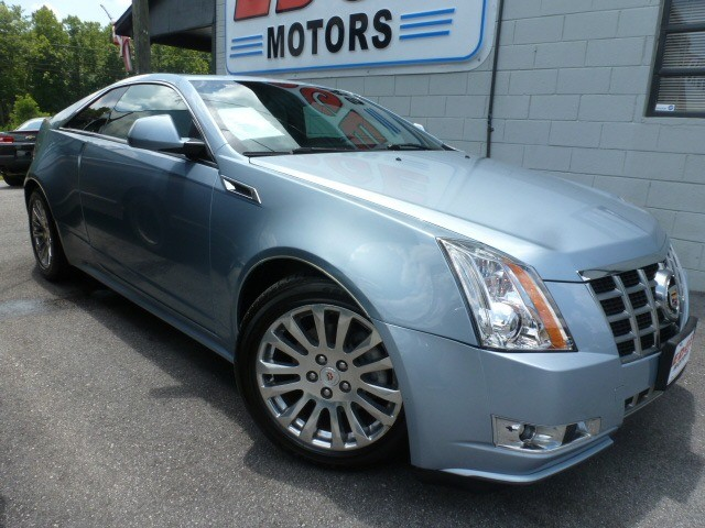 Cadillac CTS Coupe 2013 price $17,488