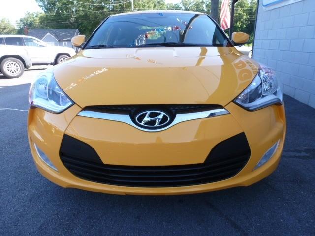 Hyundai Veloster 2017 price $14,288