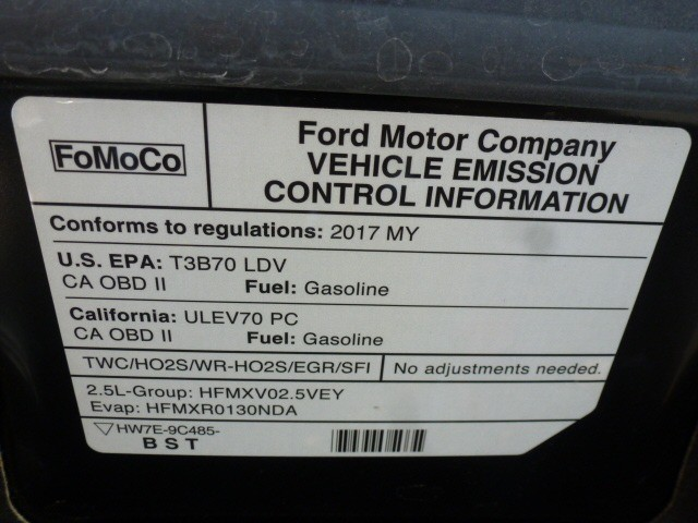 Ford Fusion 2017 price $13,988