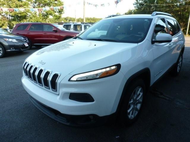 Jeep Cherokee 2016 price $15,988
