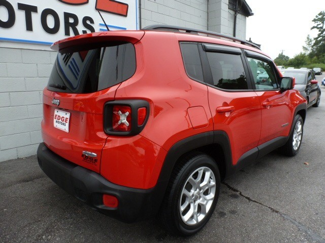 Jeep Renegade 2015 price $13,988