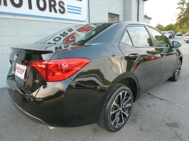 Toyota Corolla SE 2017 price $15,988
