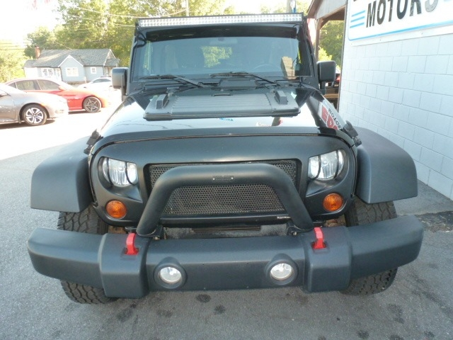 Jeep Wrangler Unlimited 2011 price $18,988