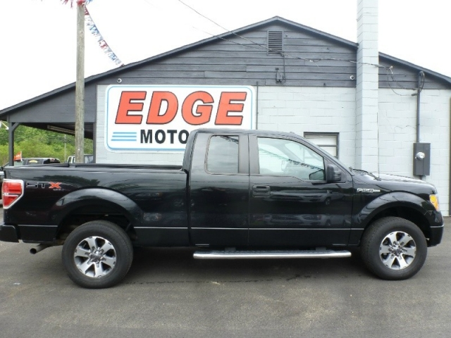 2013 Ford F-150 SXT 4X4 SuperCab, All Power