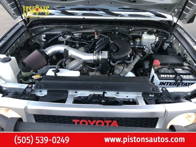Toyota FJ Cruiser 2007 price $15,889