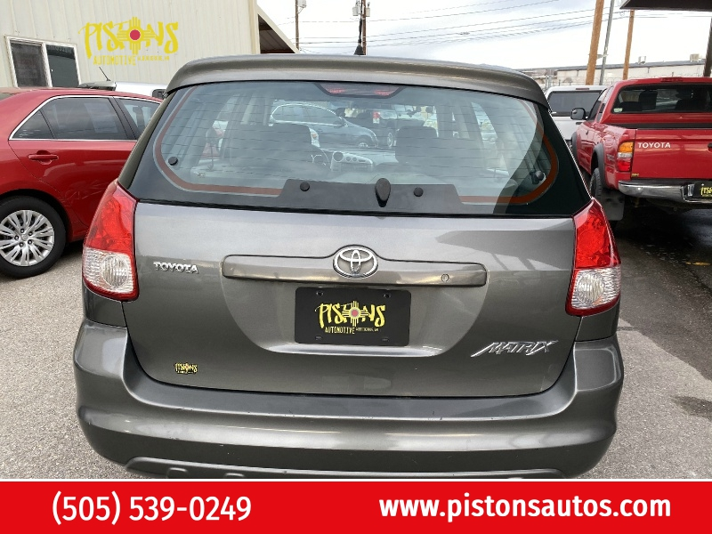 Toyota Matrix 2004 price $4,455