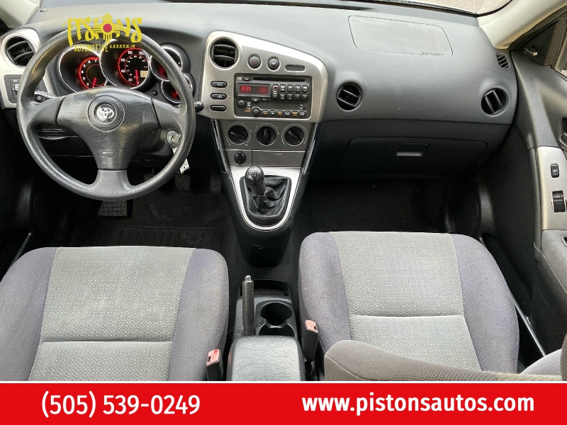 Toyota Matrix 2004 price $4,455