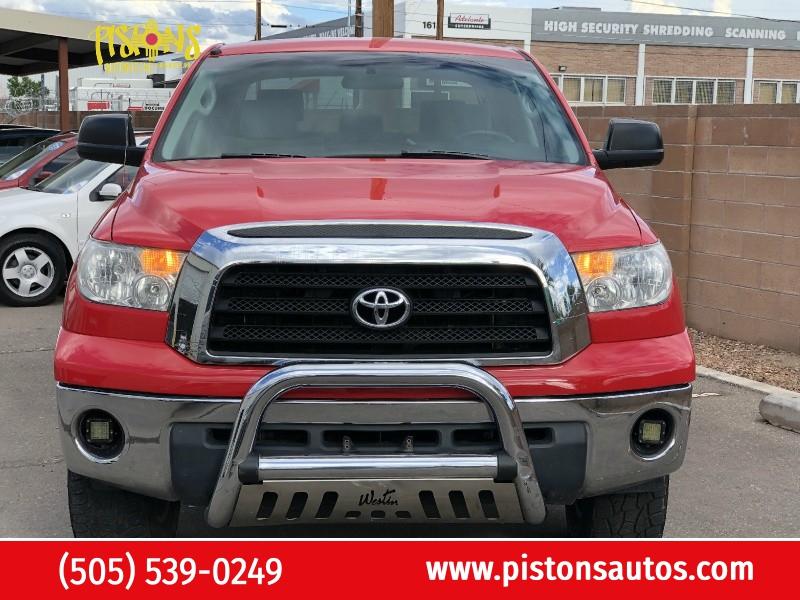 2008 Toyota Tundra CrewMax SR5
