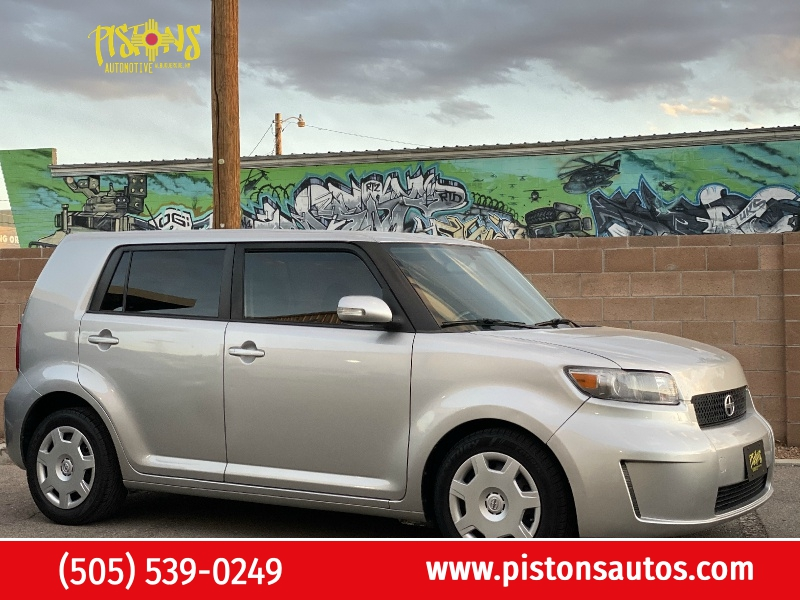 Scion xB 2008 price $5,106