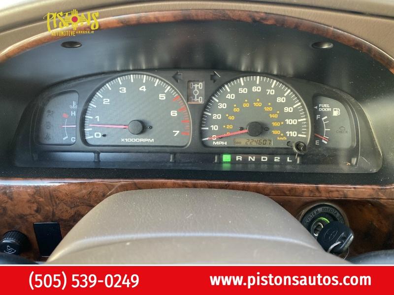 Toyota 4Runner 2000 price $7,986