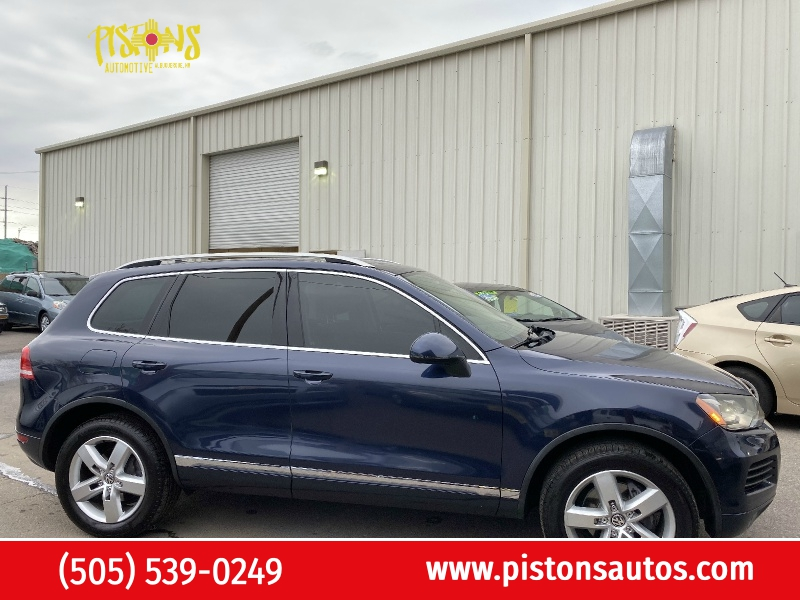 Volkswagen Touareg 2012 price $15,995