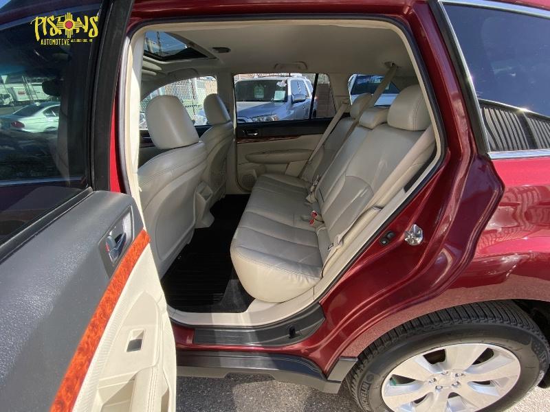 Subaru Outback 2011 price $6,989