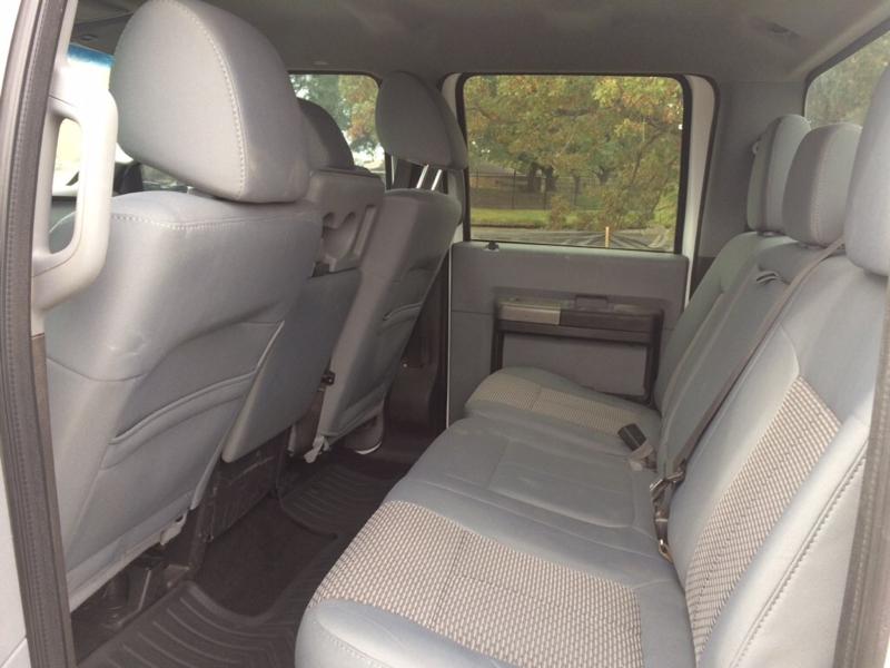 Ford Super Duty F-250 SRW 2011 price $11,000