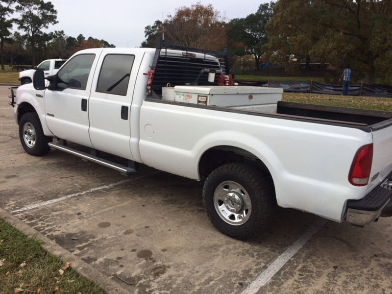 Ford Super Duty F-250 2007 price $4,000