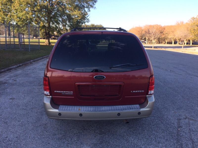 Ford Freestar 2004 price $2,200