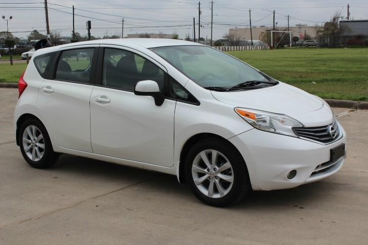 Nissan Versa Note 2014 price $4,990