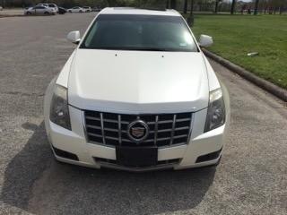 Cadillac CTS Sedan 2010 price $6,000