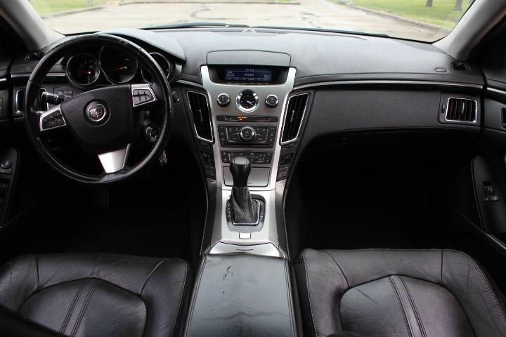 Cadillac CTS 2009 price $7,900
