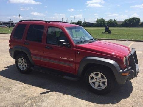 Jeep Liberty 2002 price $2,900