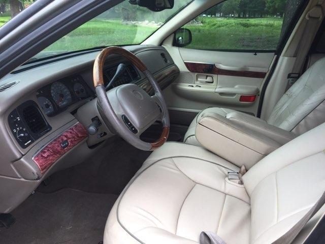 Mercury Grand Marquis 2000 price $2,500
