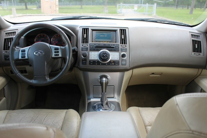 Infiniti FX35 2006 price $5,500