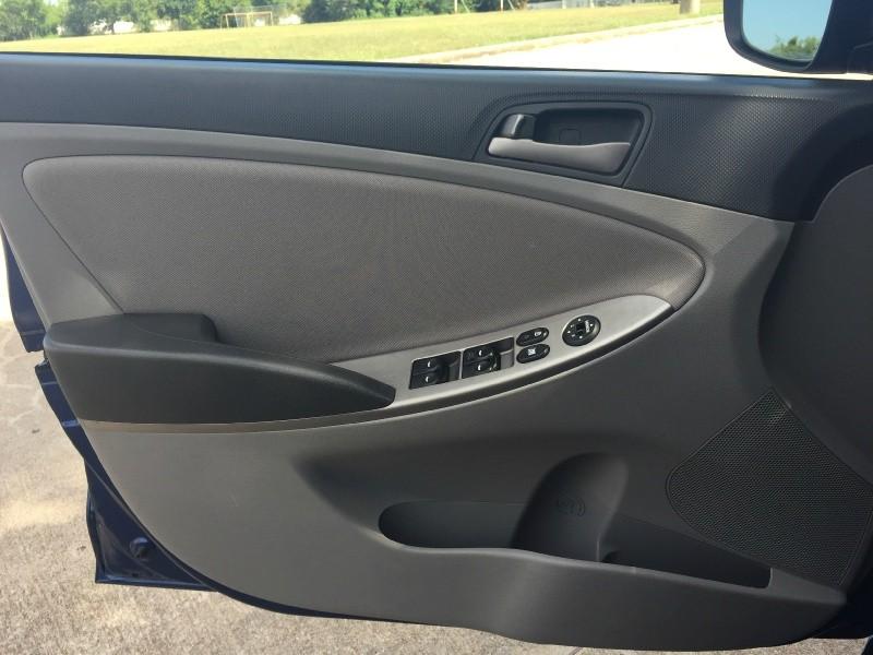 Hyundai Accent 2016 price $6,800