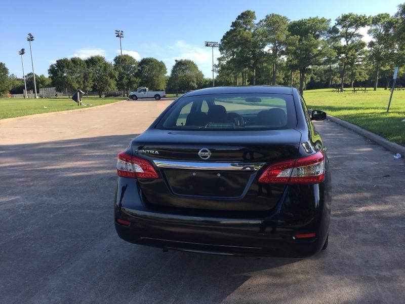 Nissan Sentra 2015 price $6,800