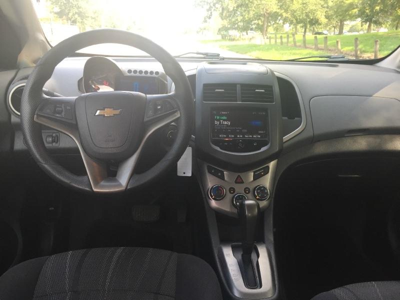 Chevrolet Sonic 2013 price $3,900