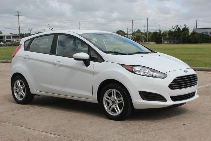 Ford Fiesta 2018 price $9,600