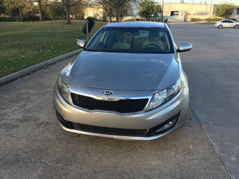Kia Optima 2013 price $5,500