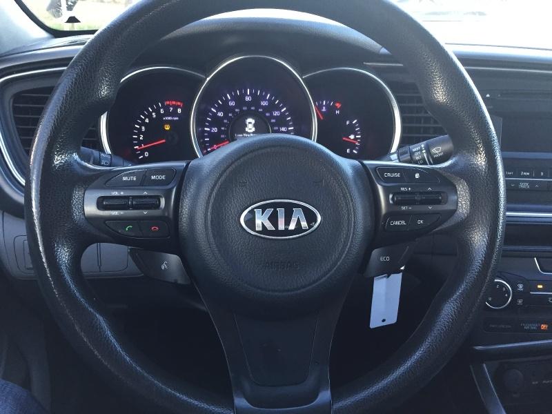 Kia Optima 2014 price $6,600
