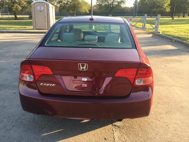 Honda Civic Sdn 2007 price $3,300