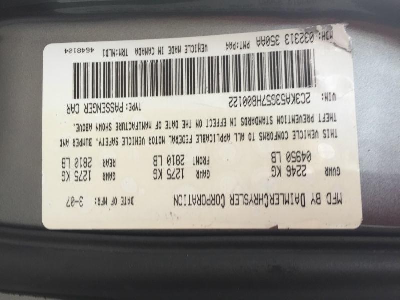 Chrysler 300 2007 price $3,600